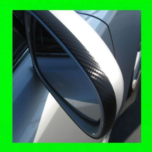 2007-2009 MERCEDES BENZ ML320 CARBON FIBER MIRROR TRIM MOLDINGS 2PC 2008 07 08 09 ML 320 MERCEDES-BENZ W164:   These carbon fiber vinyl-wrapped trim pieces are made of a flexible ABS-plastic. They are secured to your car using industry-leading 3M-adhesive technology so all you need to do is peel and stick. They are removable in case you ever want to take them off. These molding comes with a 5-YEAR WARRANTY that guarantees they won't chip, crack, tarnish, peel, or fall off. If you have ...