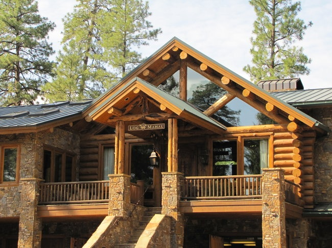 Single story log home kits quotes quotes for One story log cabins