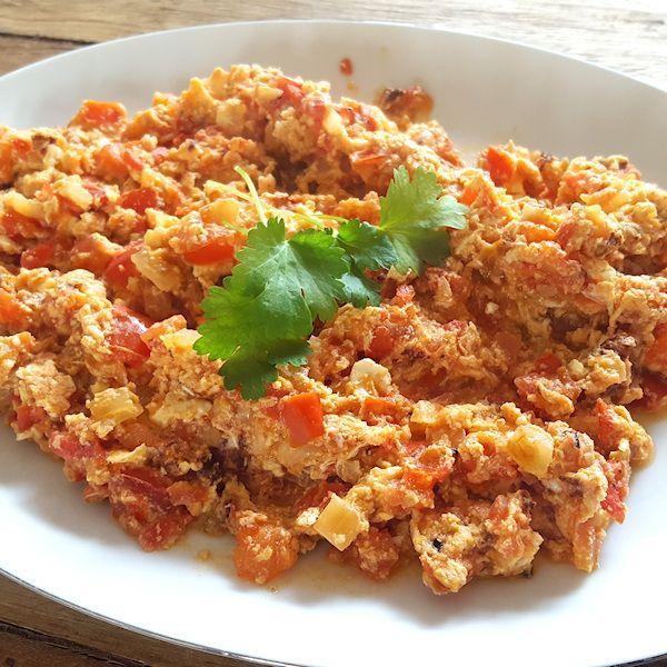 lunch Menemen Turks roerei
