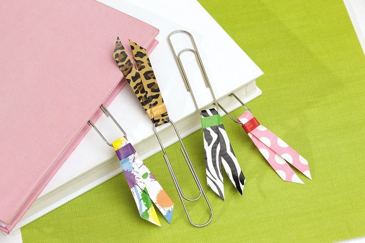 78 best duct tape projects images on pinterest duct tape for Duct tape bookmark ideas