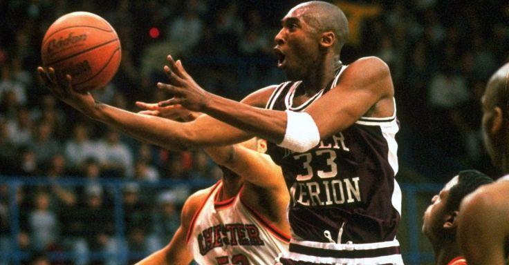 My high school teammate, Kobe Bryant