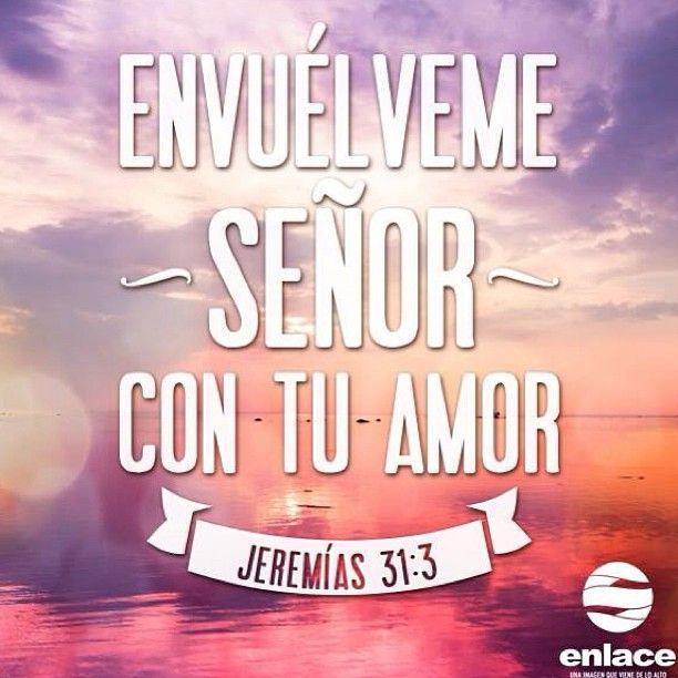 El amor de Dios para ti es eterno. ¿Lo crees?