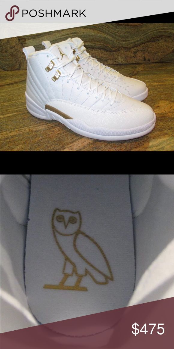 OVO 12s I don't sell through Poshmark. I ship & accept payment through PayPal or western union. I DONT SELL FAKES OR REPLICAS. I DONT DO TRADES. If serious interested contact me Jordan Shoes Sneakers