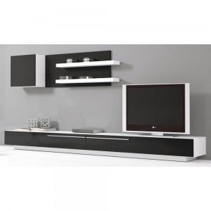 1000 ideas about meuble tv mural on pinterest meuble tv for Meuble mural en pin