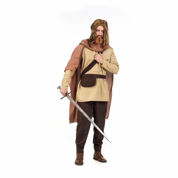 Disfraz de vikingo campesino