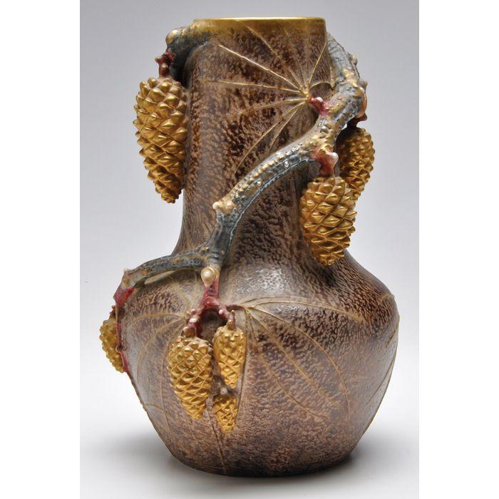 Amphora Vase Design Attributed To Paul Daschel Acorns
