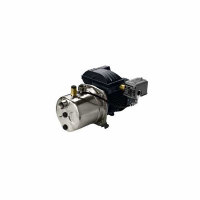 Grundfos 97855075 Shallow Well Jet Pump, 1/2HP, 115/230V, Stainless Steel