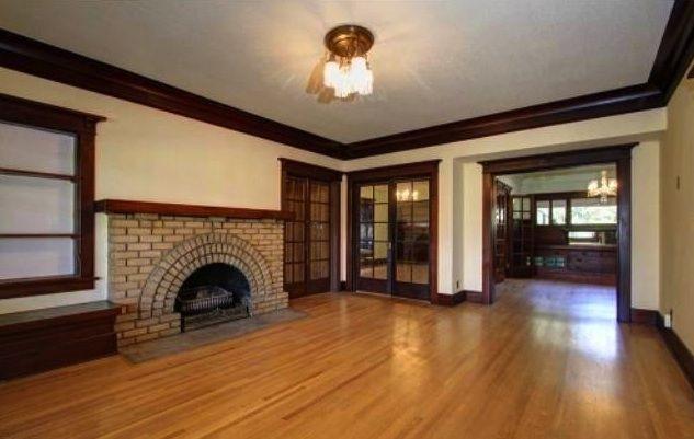 Historic Bungalow Interior