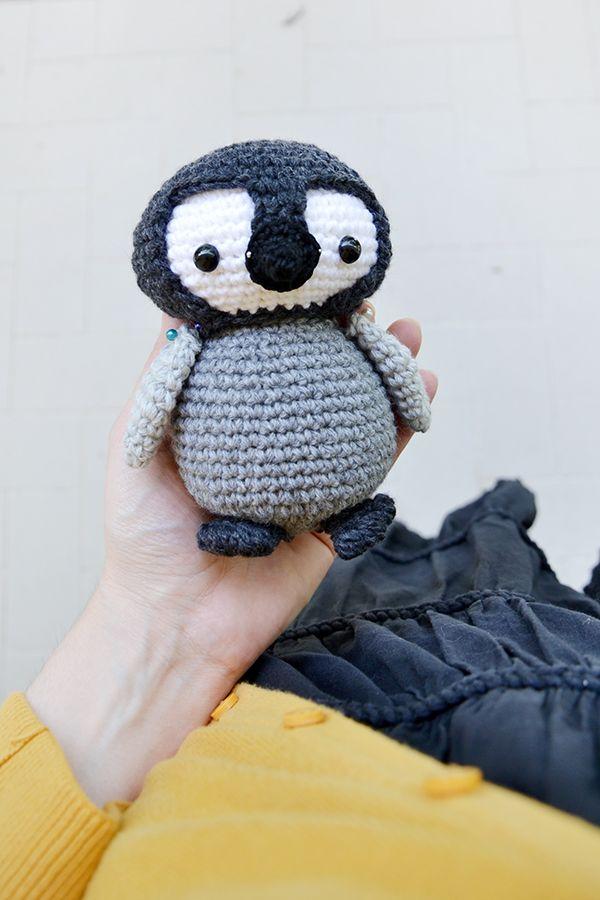 Amigurumi Penguin Crochet : Best images about knitting idea on pinterest