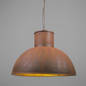 Hanglamp Rust XL roest - Hanglampen - Binnenverlichting - Lampenlicht.nl