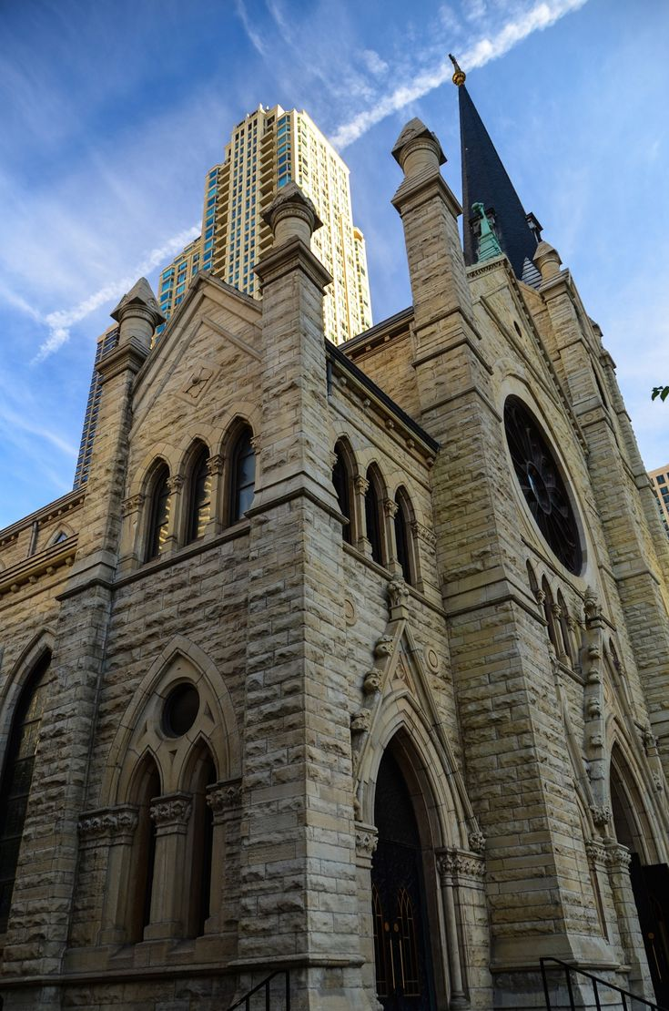 37 best chicago s most iconic buildings images on pinterest cathedral by patrick c keely built after the great chicago fire of holy name cathedral is a fitting seat for one of the largest and most influential