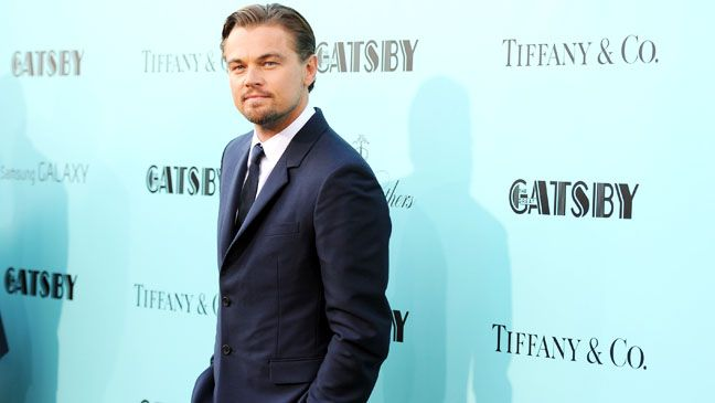 'Great Gatsby' Premiere: Leonardo DiCaprio