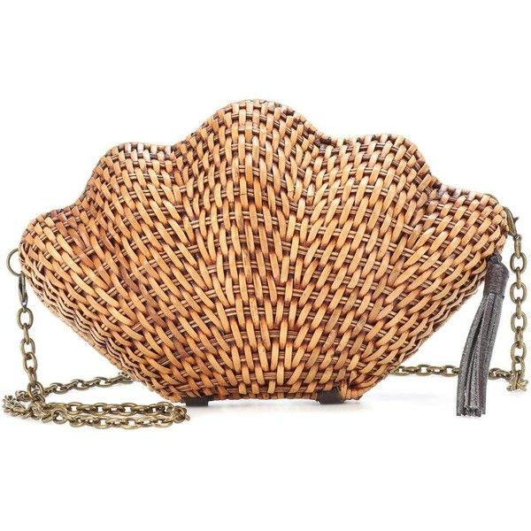 Shell 230 Clutch Liked Jane Straw On Kayu Polyvore Featuring ❤ UwxC7EInnq
