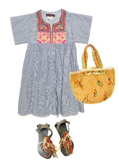 boho- @Jess Liu DeLass Why do I have a feeling that all your little girl's clothes will look like this? haha hippie :)