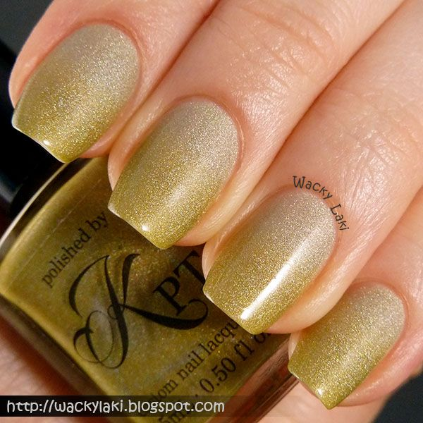 Wasabi nails