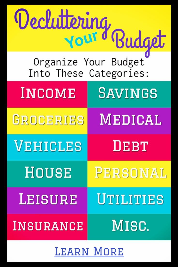 Household Budget Printables Checklists Worksheets And Budgeting 101 Tips To Create A Family Budget That Works St Budgeting Budgeting Money Budgeting Finances