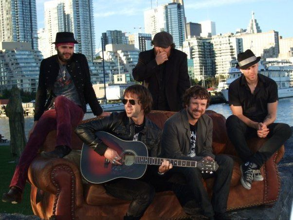 Throwback Thursday. The Trews in 2008. We are enjoying this as much now as we did then.