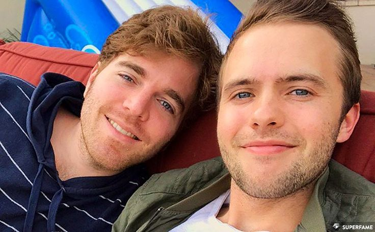 YouTubers, Shane Dawson and Ryland Adams are now a couple.