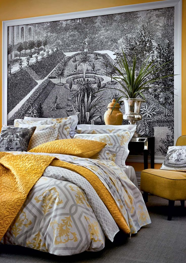 61 best images about alexandre turpault linge de lit on for Teo jasmin housse de couette