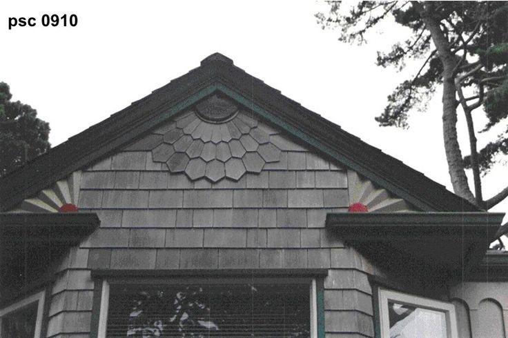 34 Best Cedar Shingle Designs Images On Pinterest Cedar