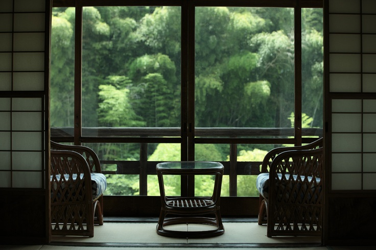 Onsen, Ryokan, Izu, Japan