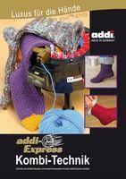 Boek AddiKombi Sokken breien op de Addi Express  1 st.