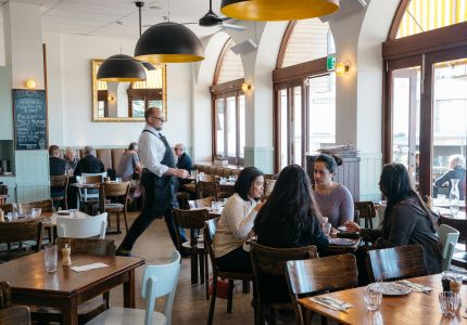 Singapore's acclaimed chef Lino Sauro is bringing his Sicilian heritage to Kensington Street.