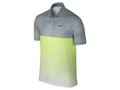 TW Bold Stripe Men's Golf Polo