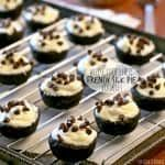 White Chocolate French Silk Pie Cookies