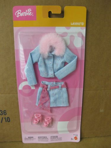 2003-Barbie-Weekend-Fashions