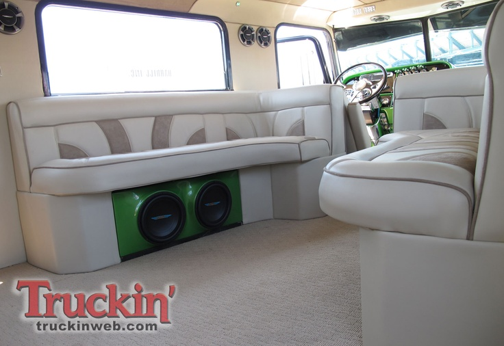 17 Best Images About Custom Semi Interiors On Pinterest John Deere Semi Trucks And Limo