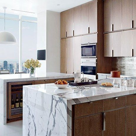 35 sleek and inspiring contemporary kitchens architectural digest inspiration and kitchen - Sleek kitchen world ...