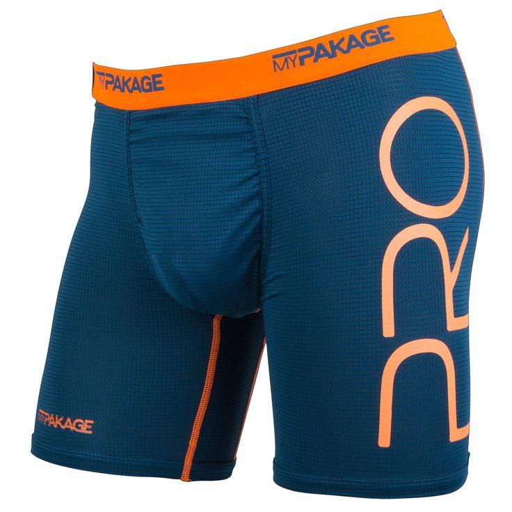 MyPakage Men's Weekday Pro Series Boxer Brief Underwear