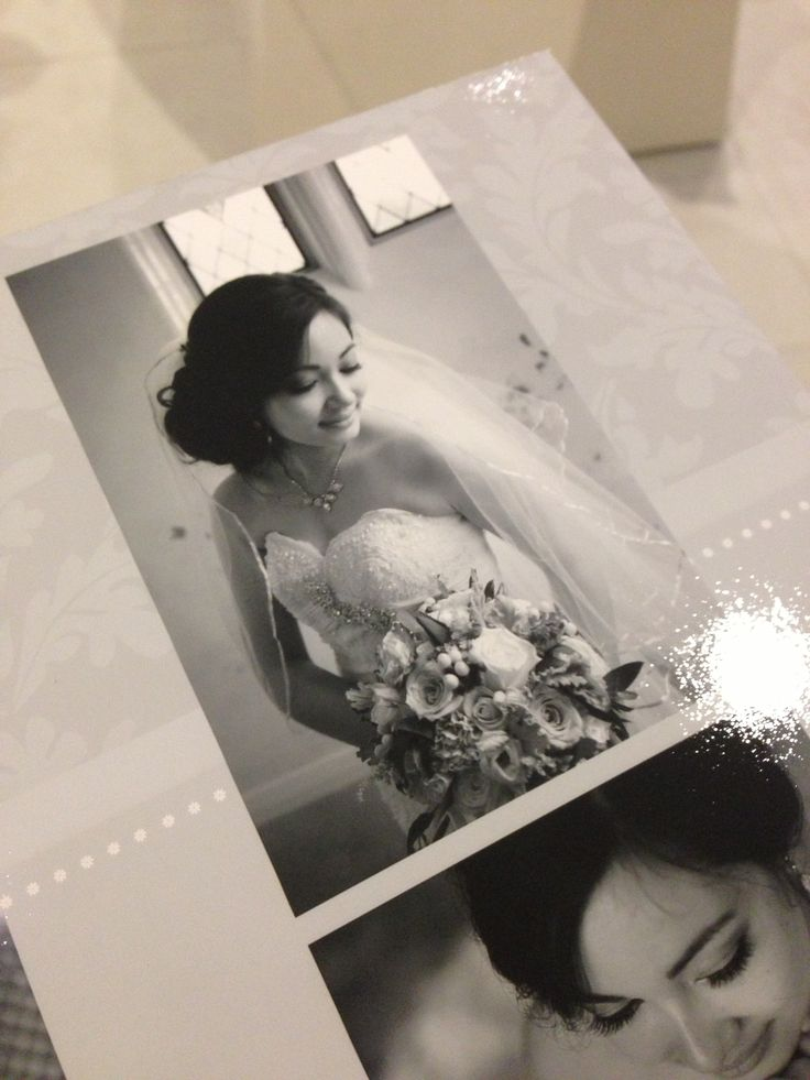 Black and white print of me on my wedding day - photography by ze photography