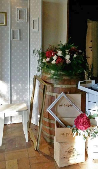 Photo Booth fiori Federica Ambrosini