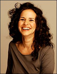 "Mandy Gonzalez, a.k.a ""The Beast"". She has got some serious vocal chops, yet another Elphaba"