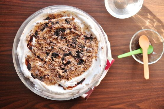 Make and share this Brownie Trifle recipe from Food.com.