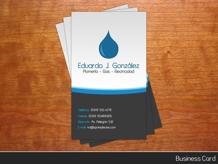 Landscape Cards Are A Dime Dozen But Not Portrait What Do You Think Of Business Card Designs