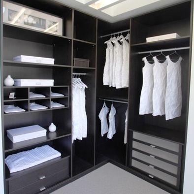 84 best Walk-in Closet images on Pinterest | Dresser in closet ...