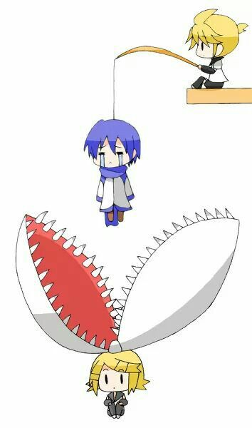 Len Kagamine || Kaito Shion || Rin Kagamine || Vocaloid