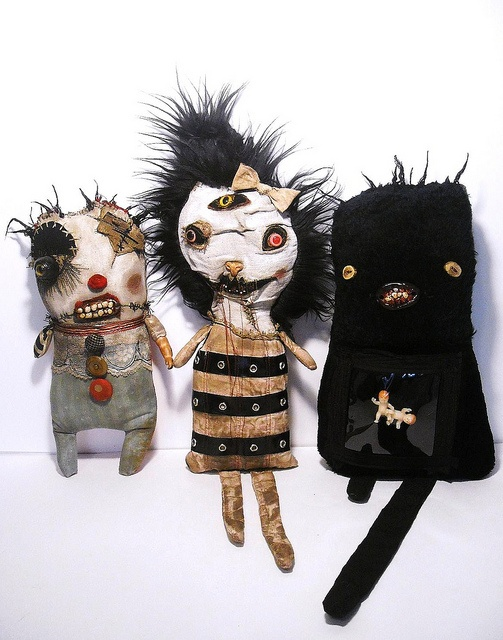 Monster Dolls
