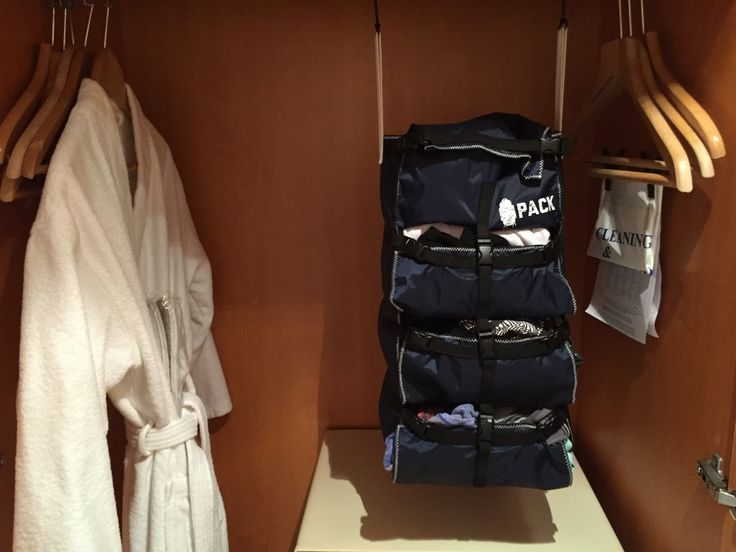 Make your flight attendant life and the packing and unpacking more organized, less time consuming, and all-around better with 'The Pack.' A review of this great travel essential.