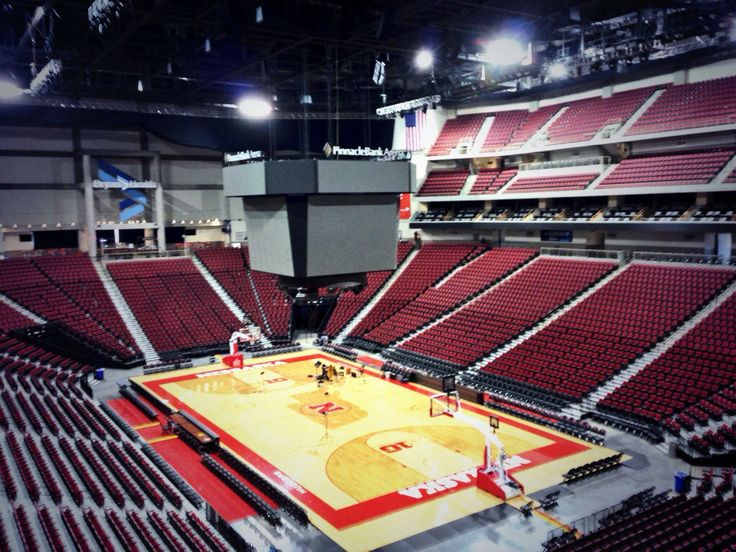 Shooting at the Pinnacle Bank Arena in Lincoln, Ne on this