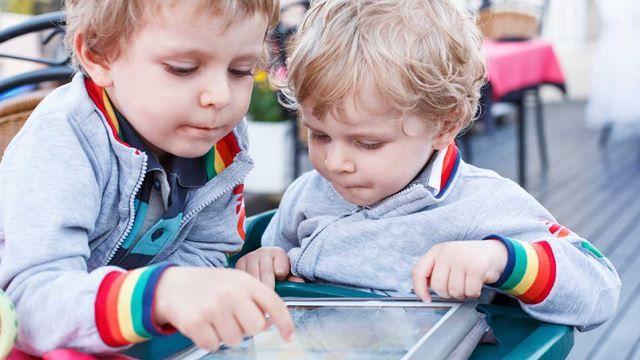 Bedste apps til børn 2015 anbefalet af forældre | Kiddly