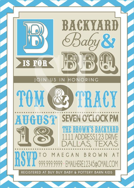 195 best baby shower images on pinterest baby shower stuff baby couples bbq baby shower invitation filmwisefo Gallery