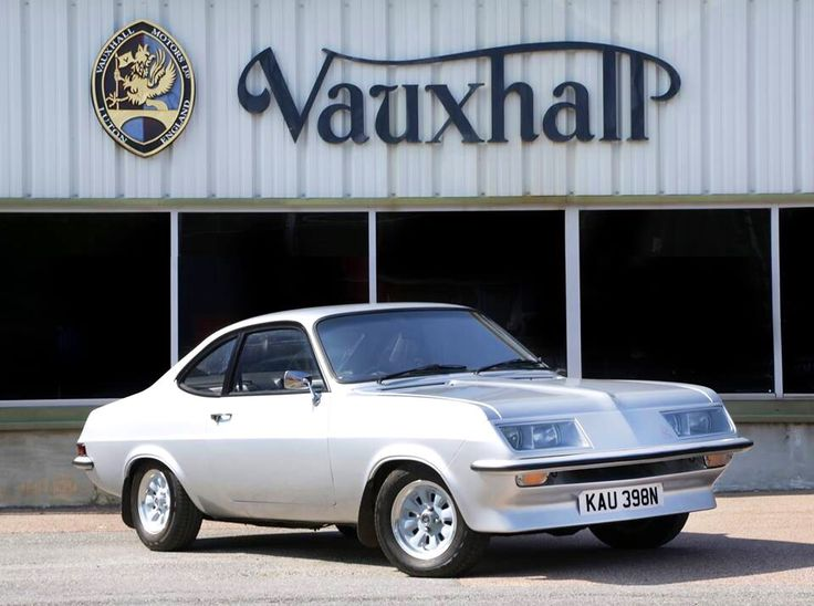 Vauxhall Firenza one of my favourite cars I raced