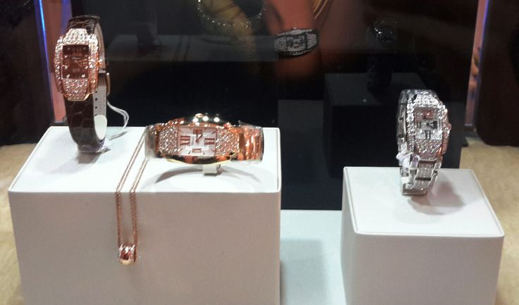 Fine time pieces by Chopard