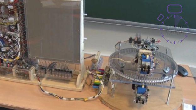 Images des mathématiques    Un épisode de la série les 5 minutes Lebesgue    LA MACHINE DE TURING