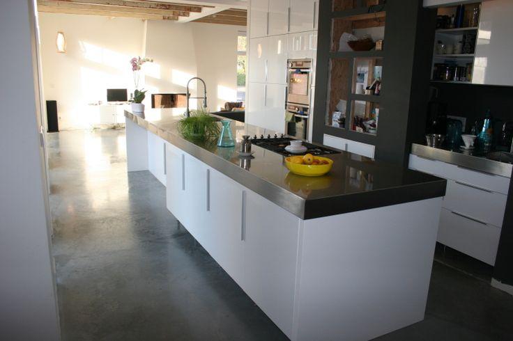Renovatie van betonvloer