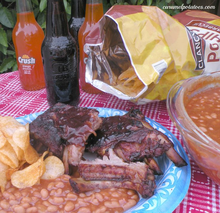 Restaurant Style Baby Back Ribs - Perfect for Father's Day!  Easy